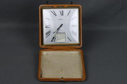 Horloge de voyage LANCEL