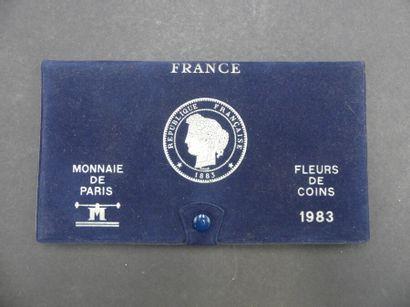 MONNAIE DE PARIS. Coffret