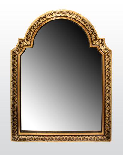 Miroir Boulle