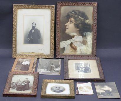 Collection de photographies anciennes et gravures