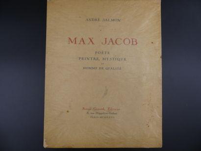 SALMON, Max JACOB ,  E.O
