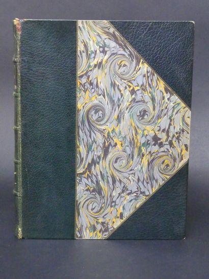 Alphonse DAUDET, Lettres de Mon Moulin, ill. José ROY et G. Fraipont.