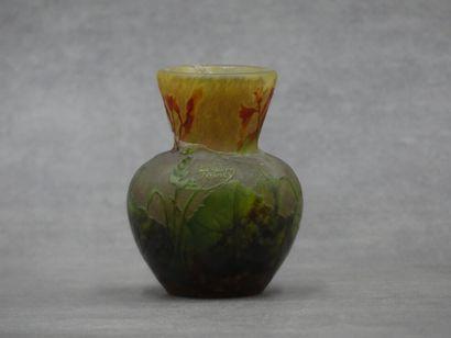 Daum, Vase