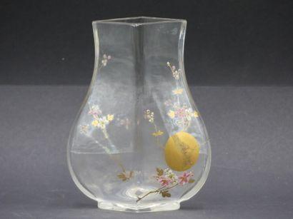 BACCARAT. Vase