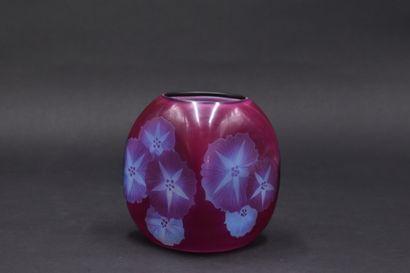 ETABLISSEMENTS GALLE (1904-1936). Vase à...