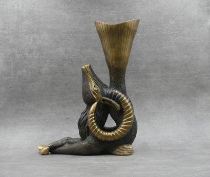 Jean MARAIS, Bronze.