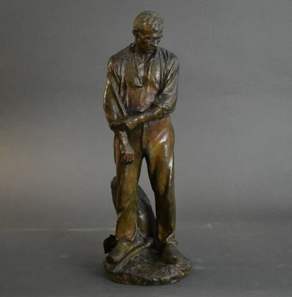 Aimé Jules DALOU (1838-1902), Bronze