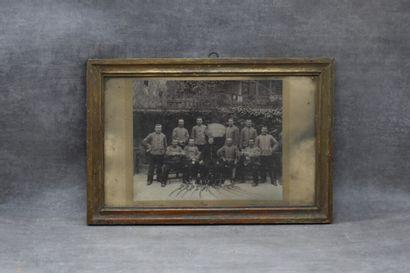 Photo de classe 1899. Dimensions a vue :...