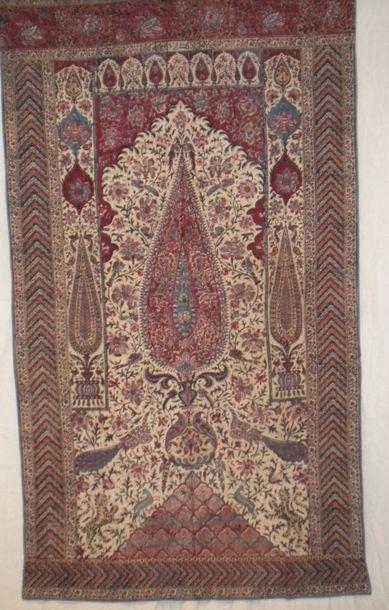 Kalamkari, Perse, fin XVIII début XIXème...