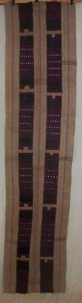 Turban Aso Oke, Yoruba, Nigéria, tissage...