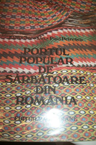 Elena Secosan – Paul Petrecescu, Portul Popular...