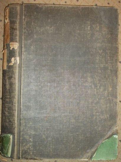 Album d'échantillons, Abonnements, 1883,...