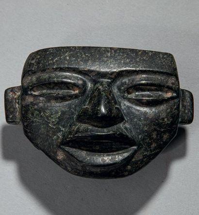 Petit masque Ce beau visage reflète l'idéalisation...