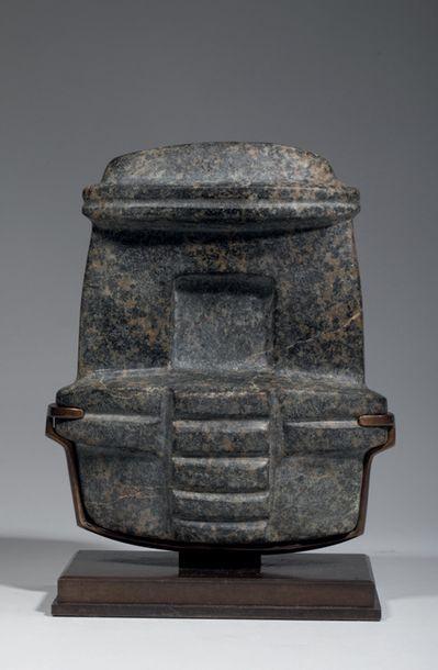 Temple avec niche * Ce modèle est assez rare...