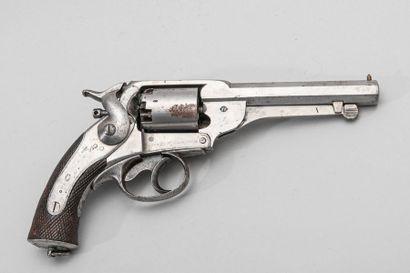 Rare revolver Kerr, modele 1859  n° correspondant...
