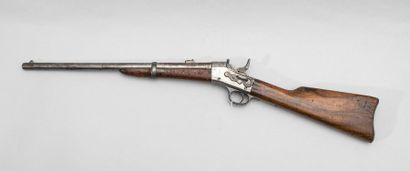 Carabine de selle Remington. Système rolling...