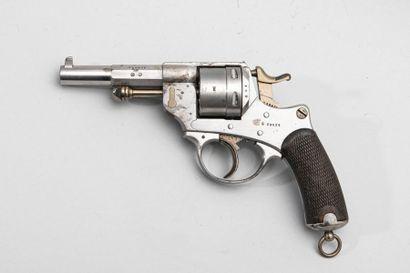 Revolver d'ordonnance modele 1873.  Marqué...