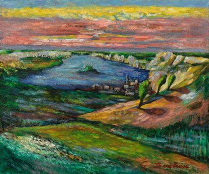 GÉRARD BASTIEN (NÉ EN 1922)  Les Andelys...