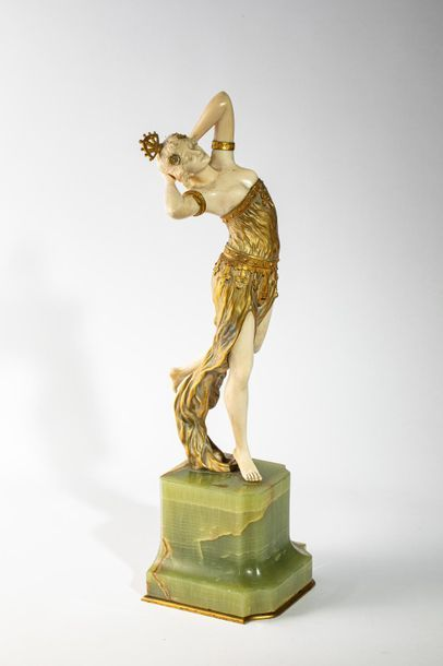 FUGÈRE Henry (1872-1944) (d'après)