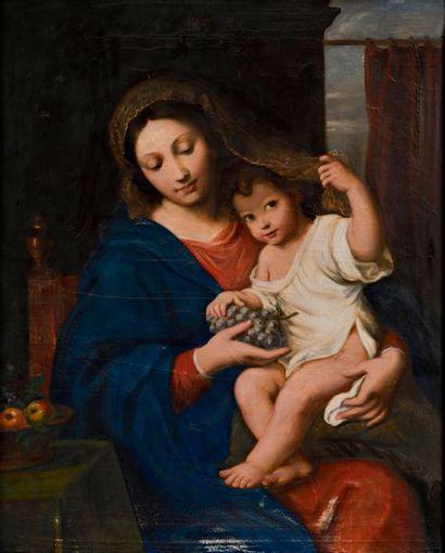 D'après MIGNARD Pierre (1612 – 1695)