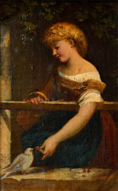 Henri PICOU (1824-1895)