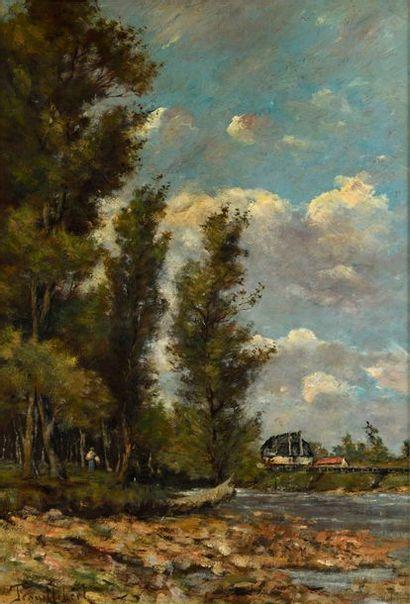 Paul Desiré TROUILLEBERT (1831-1900)