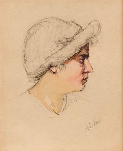 Paul Cesar HELLEU (1859-1927)