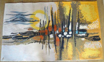 Jean-Michel LARTIGAUD (né en 1949), « Lever...