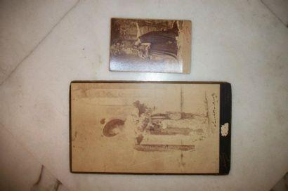 Nadar: Une photographie NB de Sarah Bernhardt,...