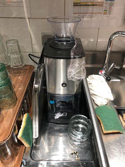Machine pour glaces pillées NAELIA