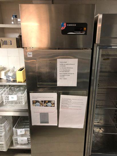 CORECO réfrigérateur Paescor S Line. Dimensions...