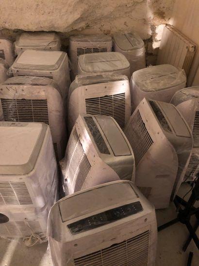 lot de 16 climatiseurs