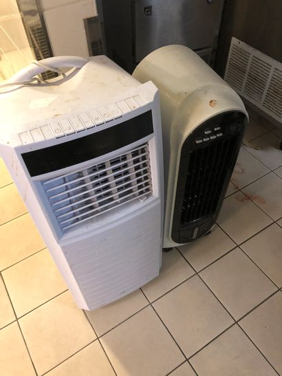 2 air coolers