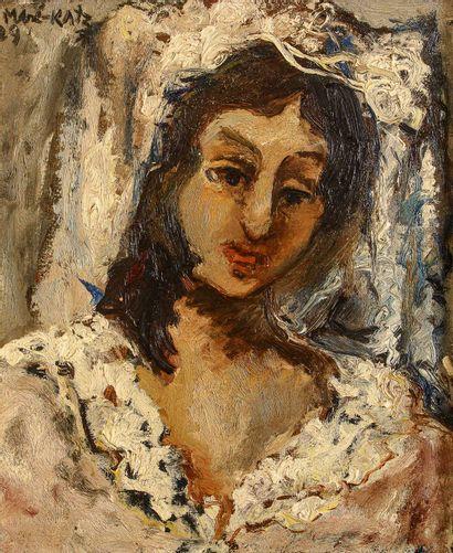 MANÉ-KATZ (1894 - 1962)