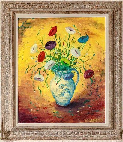 William Earl SINGER (1909 - c.1960)  Bouquet...