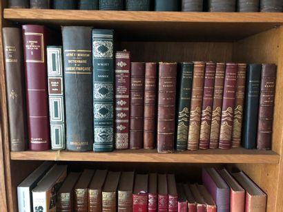 Ensemble de livres modernes