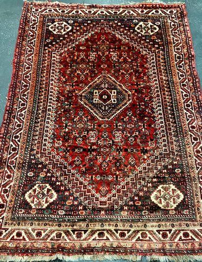Grand Chiraz Quaigaï (Iran) milieu XXème....