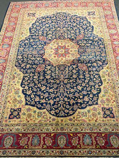 Important et ancien Tabriz (Nord Ouest de...