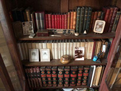 Suite de livres XIXème et XXème siècle dont...