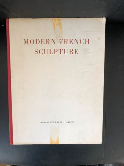 Giuseppe Marchiori, Modern French Sculpture,...
