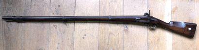 Fusil d'infanterie modèle 1822 T BIS.  Canon...