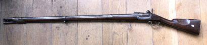 Fusil d'infanterie à percussion type 1816...