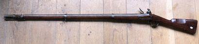 Fusil d'infanterie modèle 1777- An IX.  Canon...