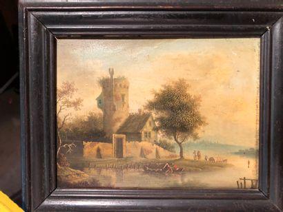 Ecole française du XIXe siècle
