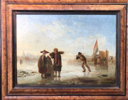 Ecole hollandaise du XIXe siècle