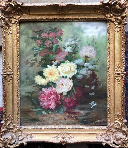 HENRY GAUPILLAT (XIXème siècle)