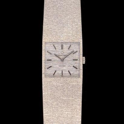 ETERNA MATIC  BRACELET MONTRE carrée modèle...
