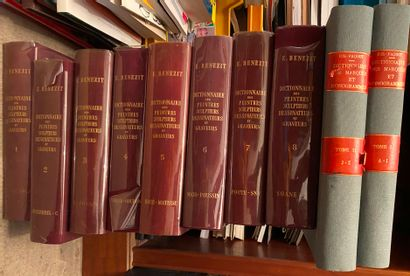 [Bibliographie - Beaux-Arts] Lot de 2 titres...