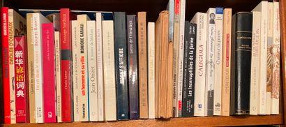Important ensemble d'ouvrages modernes