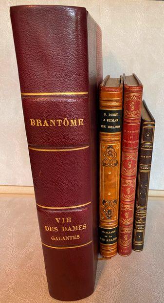 [ILLUSTRÉS] Ensemble de 4 volumes :  - [LECONTE]...